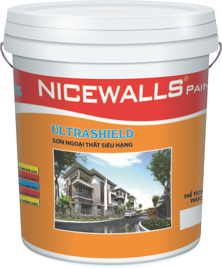 NICEWALLS ULTRA SHIELD