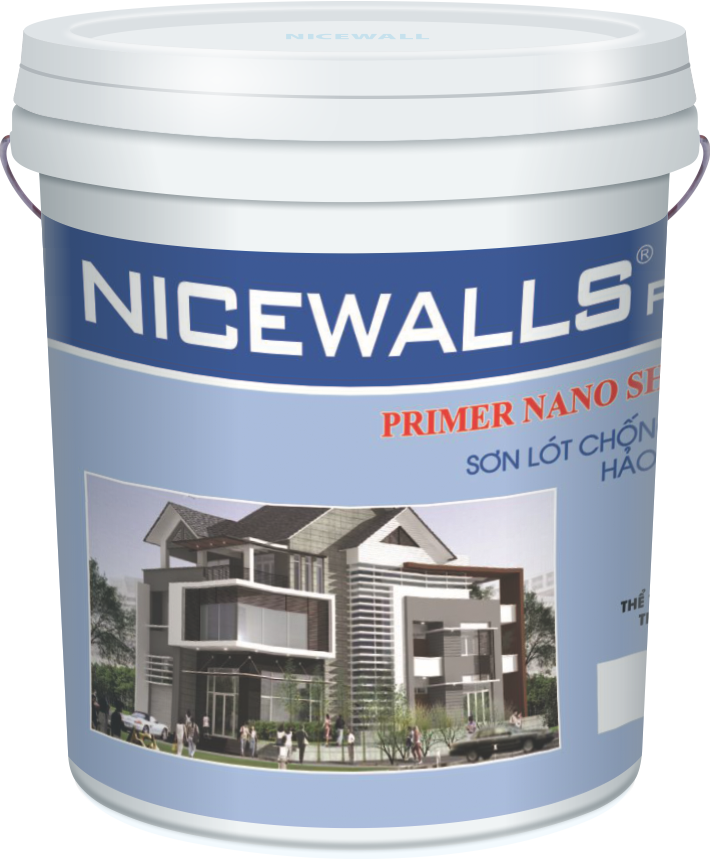 NICEWALLS NANO PRIMER SHIELD
