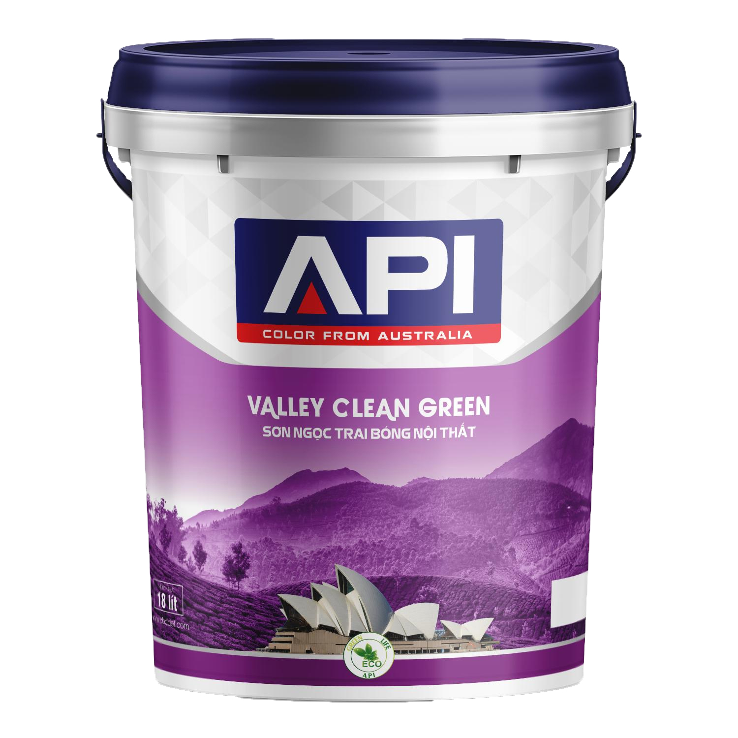 API - VALLEY CLEAN GREEN